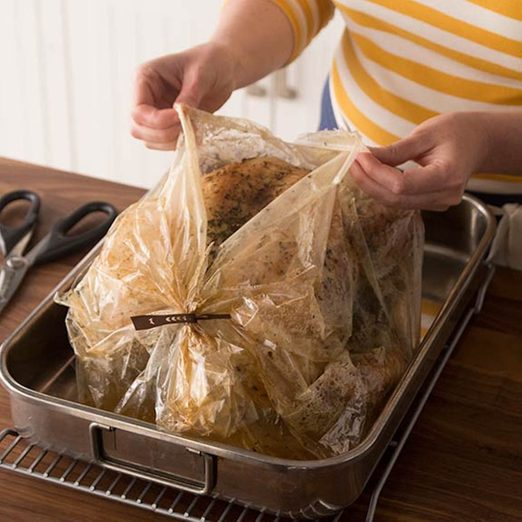 How to Cook Turkey in a Bag (an Oven Bag, That Is)