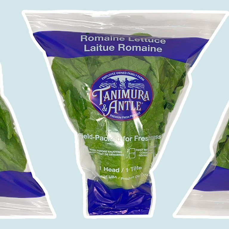 Tanimura & Antle Voluntary Recalls Packaged Single Head Romaine Lettuce Due to Potential E. Coli 0157:H7 Contamination