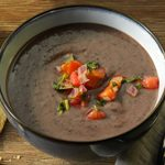 This 20-Minute Vegan Black Bean Soup Will Blow Your Mind