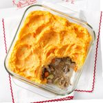 Two Potato Shepherd's Pie