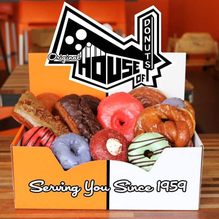 donut house