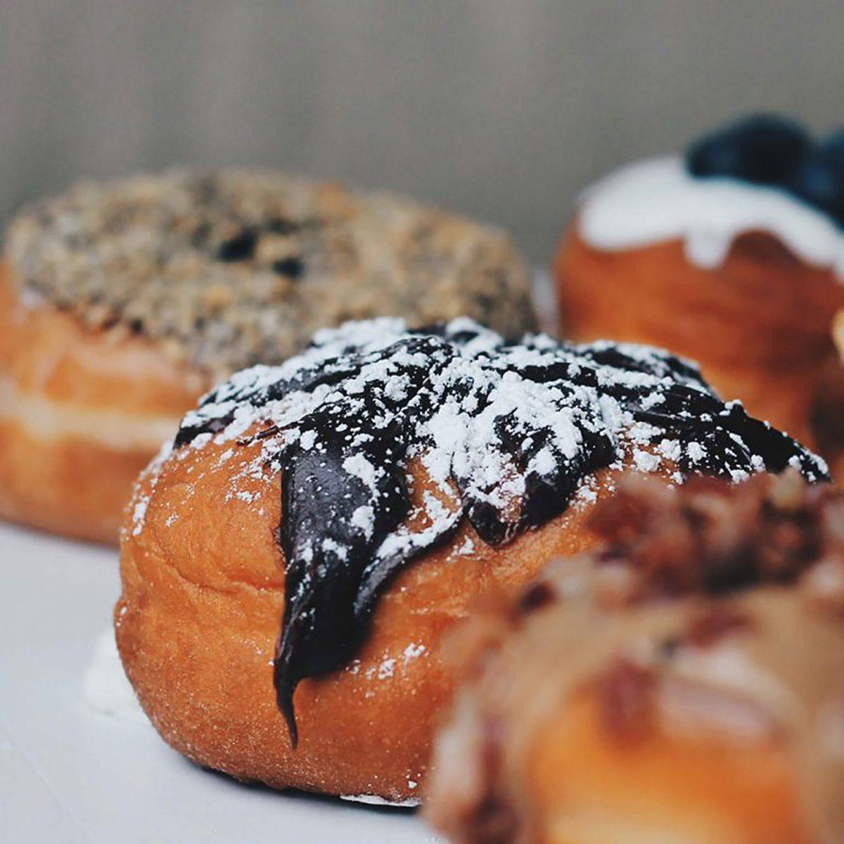 Doughnuts from Wyman's Spudnuts in Okoboji, Iowa