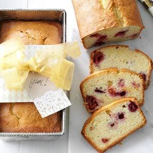 Almond Tea Bread