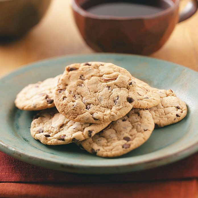 Amaretto-Almond Bliss Cookies