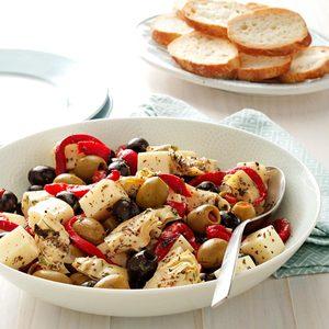 Antipasto Appetizer Salad