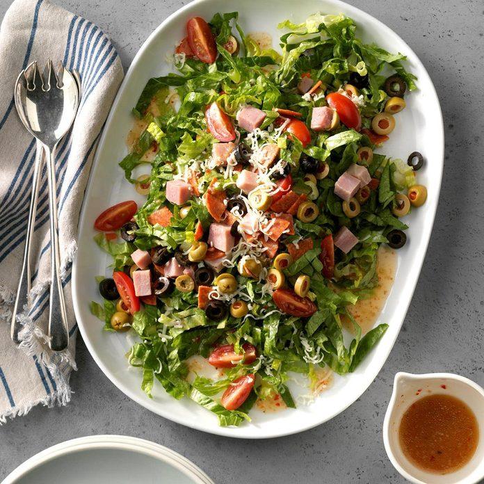 Antipasto Salad Platter
