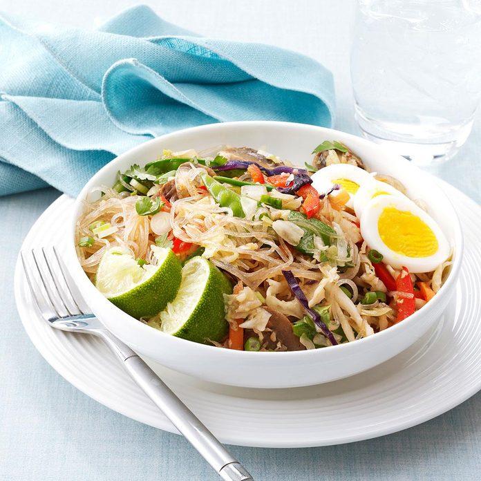 Asian Veggie Glass Noodles