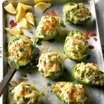 Avocado Crab Boats