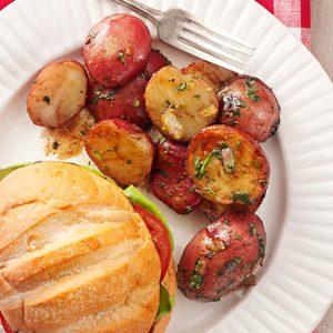 Backyard Red Potato Salad