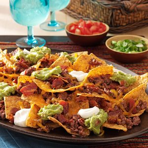 Bacon Nachos