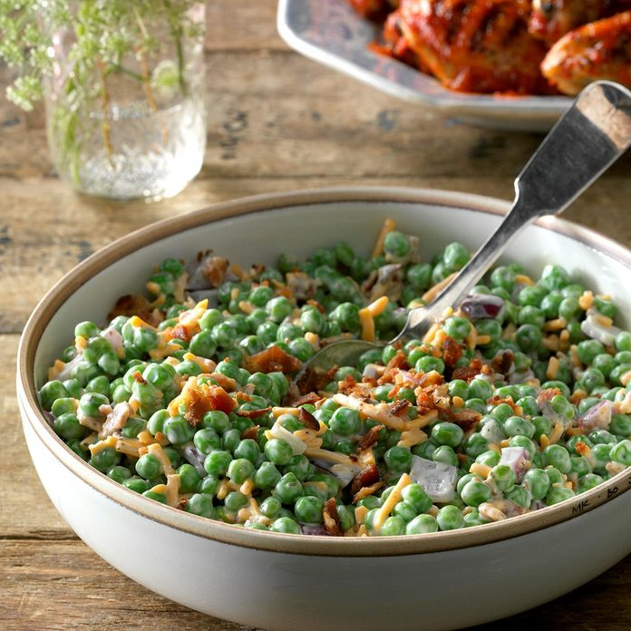 Bacon Pea Salad Exps Thjj17 166658 D02 02 5b 2