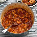 Bacon Shrimp Creole