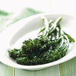 Baked Broccolini