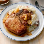Baked Saucy Pork Chops