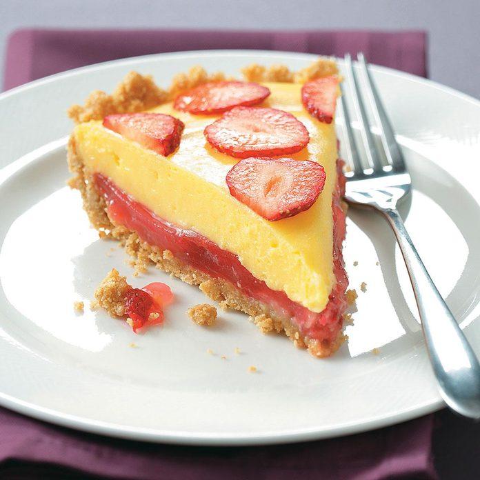 Banana-Berry Pie