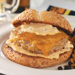 Bayou Burgers with Spicy Remoulade for Two