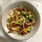 Beef Broccoli Stir-Fry