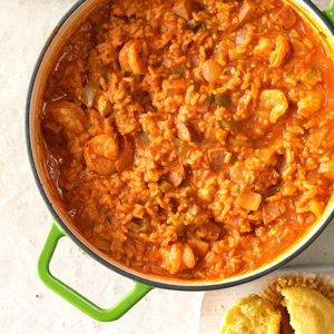 Big-Batch Jambalaya