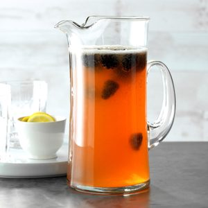 Blackberry Beer Cocktail