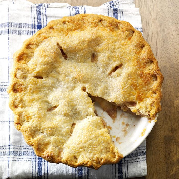Inspired by: Apple Pie