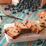 Blueberry-Citrus Mini Loaves