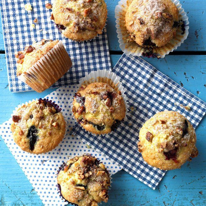 Blueberry-Orange Muffins