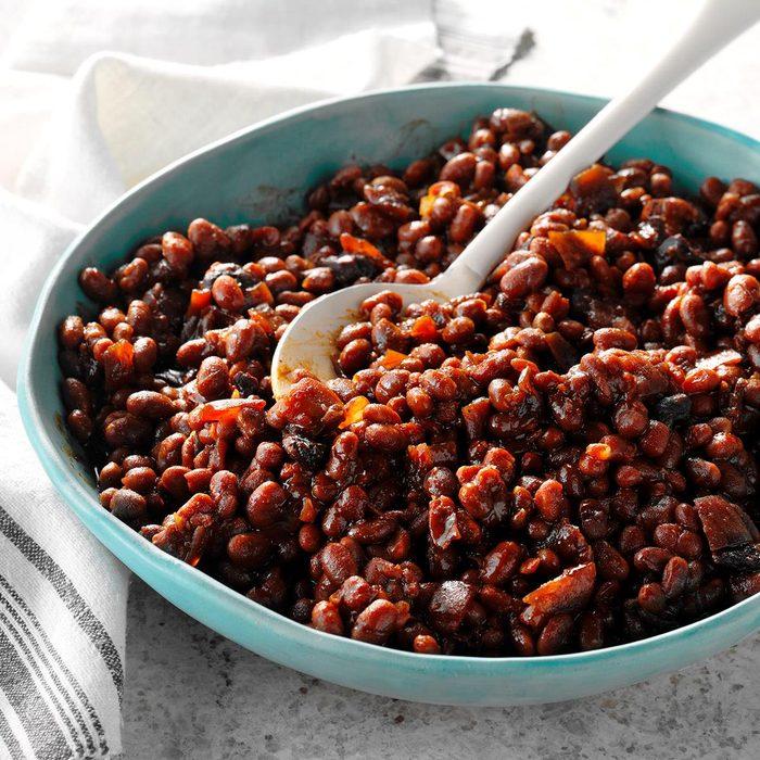 Massachusetts: Boston Baked Beans