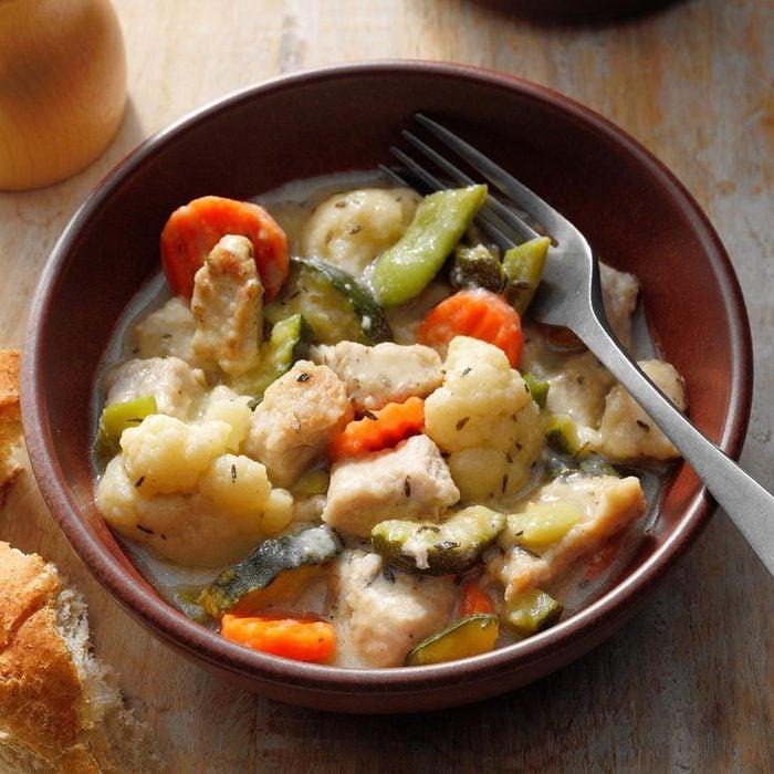 Braised Pork Stew