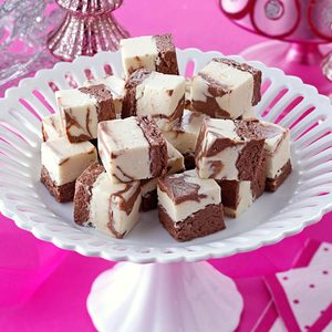 Brandy Alexander Fudge