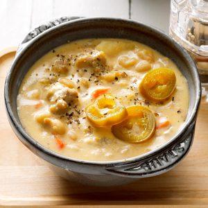 Bratwurst Soup
