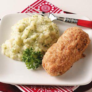 Broccoli-Potato Mash