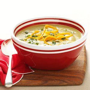 Broccoli & Potato Soup
