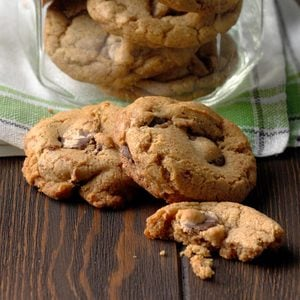 Brown Butter Spice Cookies