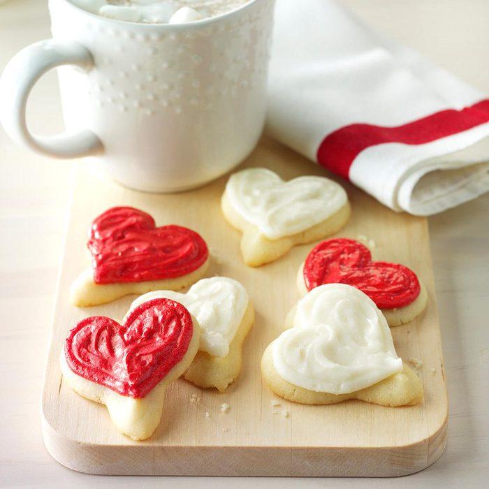 Virginia: Butter Cookies