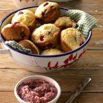 Buttermilk Cranberry Muffins