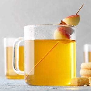 Butterscotch Mulled Cider
