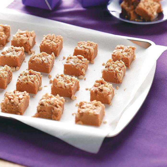 Butterscotch Peanut Butter Fudge