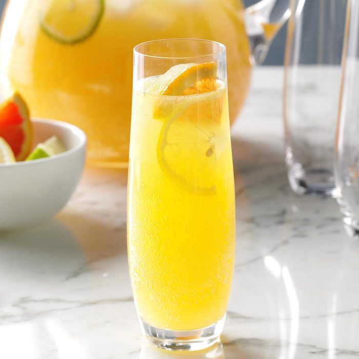 Champagne Party Punch