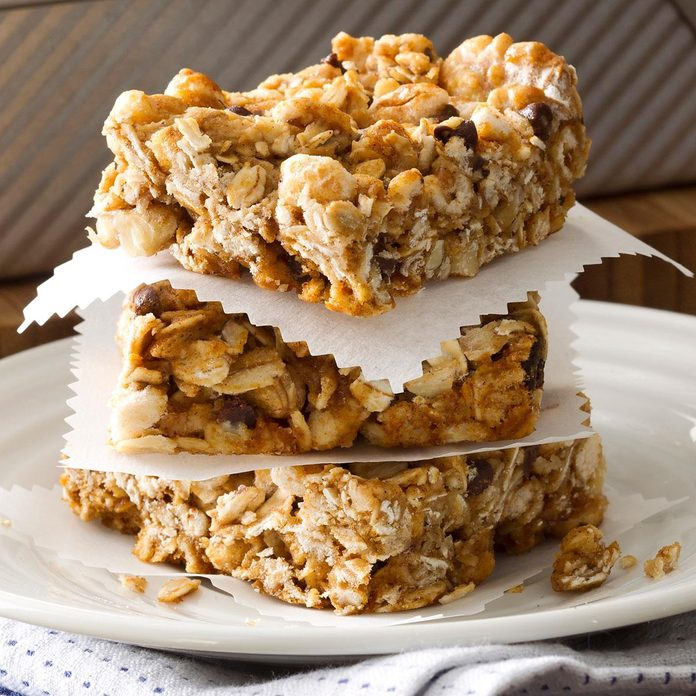 January 21: National Granola Bar Day