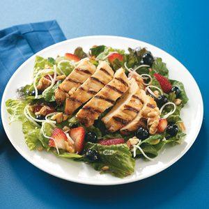 Chicken Berry Salad