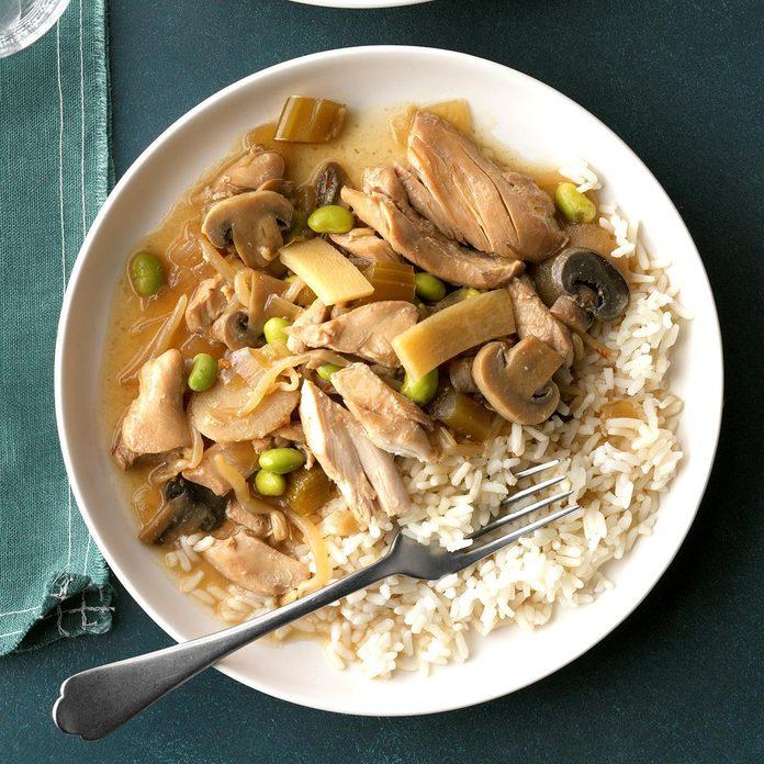 Day 31: Chicken Chop Suey with a Twist
