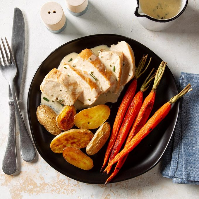 Chicken With Rosemary Butter Sauce Exps Ft20 44349 F 0123 1 2