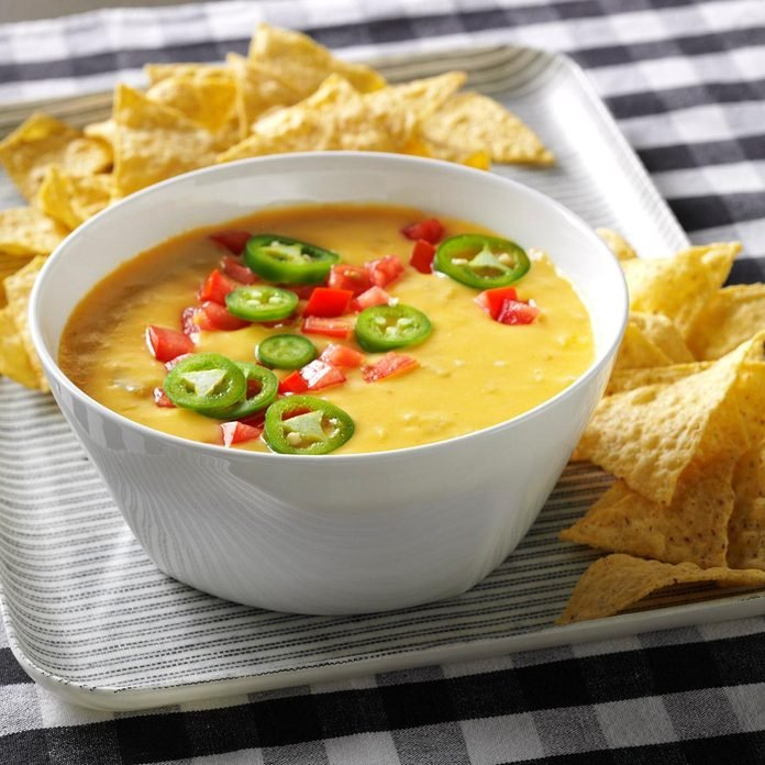 Inspired by: Chipotle's Genuine Queso