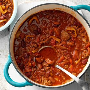 Chili for a Crowd
