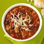 Chipotle-Black Bean Chili