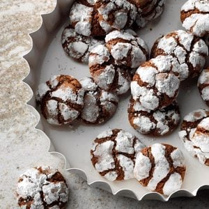 Chipotle Crackle Cookies