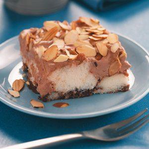 Chocolate Almond Dessert