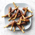 Chocolate Caramel Turkey Legs
