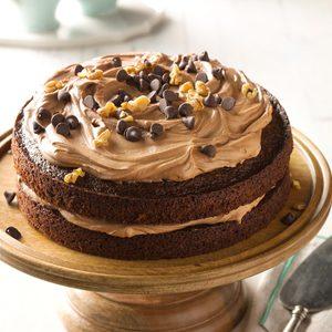 Chocolate Carrot Cake