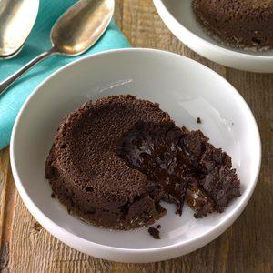 Chocolate Molten Cakes